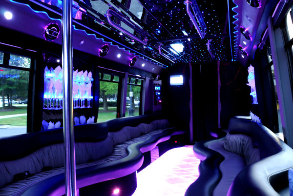 22 person party bus cleveland