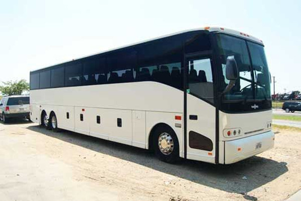 50 people charter bus rental cleveland