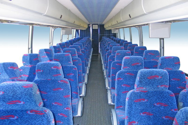 50 person charter bus rental cleveland