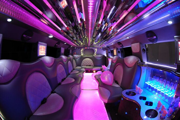 Cadillac Escalade limousine cleveland