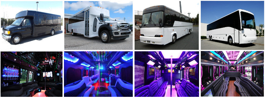 party buses for rent in cleveland