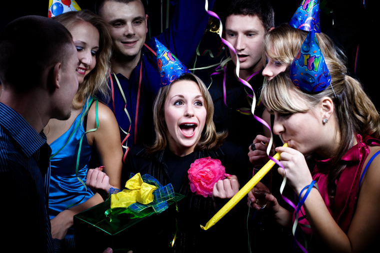 Birthday Parties Party Buses Cleveland