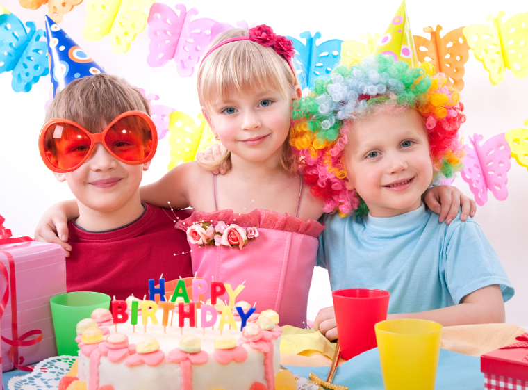 kids party bus rental Cleveland