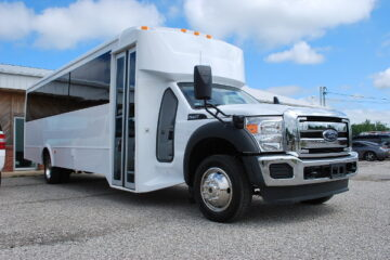 30 Passenger Bus Rental Ashland