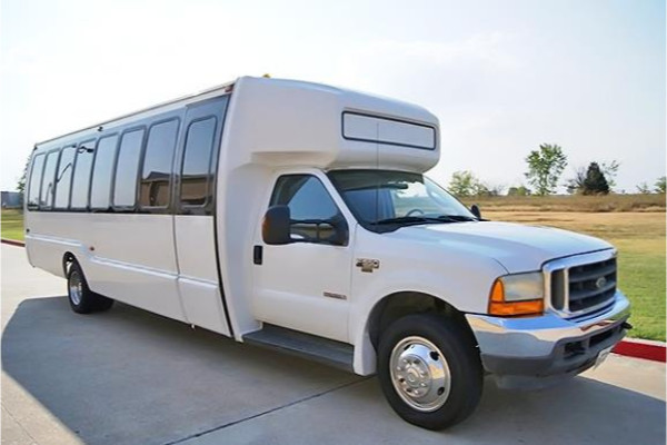 20 Passenger Shuttle Bus Rental Ashtabula