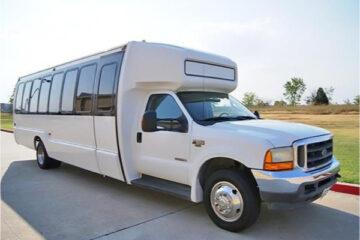 20 Passenger Shuttle Bus Rental Youngstown