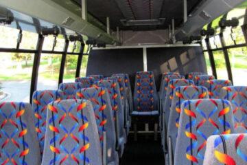 20 Person Mini Bus Rental Mentor