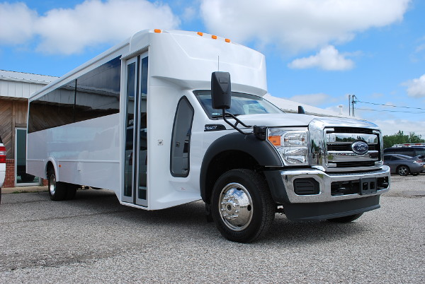 30 Passenger Bus Rental Columbus