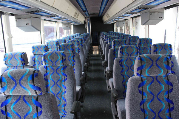 30 Person Shuttle Bus Rental Fremont