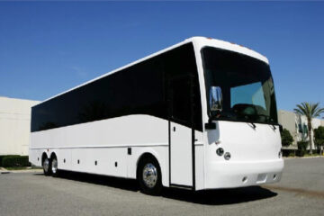 40 Passenger Charter Bus Rental Ashtabula