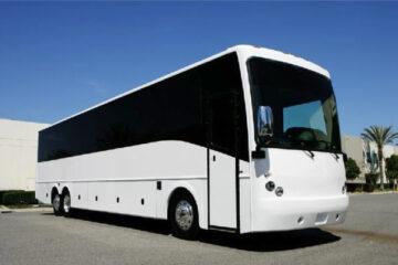 40 Passenger Charter Bus Rental Erie