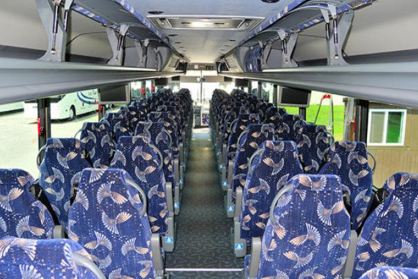 40 Person Charter Bus Fremont