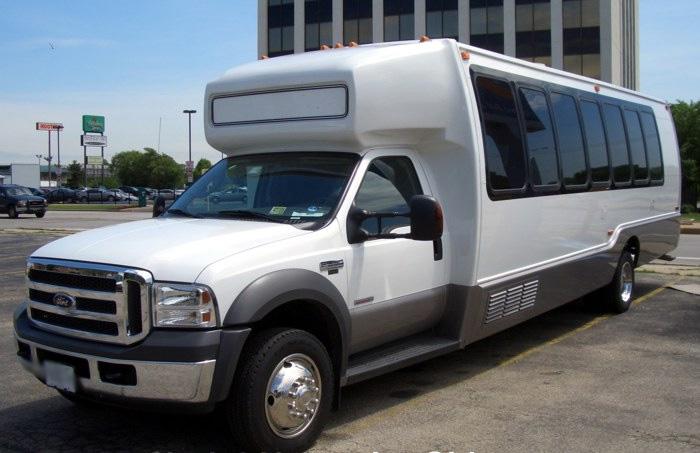 Cleveland 18 Passenger Party Bus