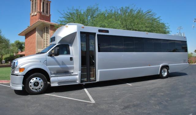 Cleveland 40 Person Shuttle Bus